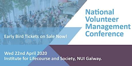 National Volunteer Management Conference 2020 tickets