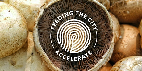 Feeding the City Accelerate Kick Off Event - 'Another One Bites the Crust' tickets