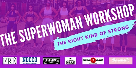 The SuperWoman Workshop  tickets