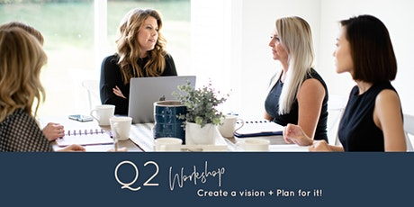 Create a Vision + Plan for It!  tickets