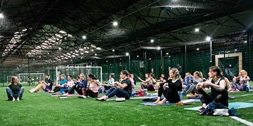 Animal Flow and Yoga Spring 2020