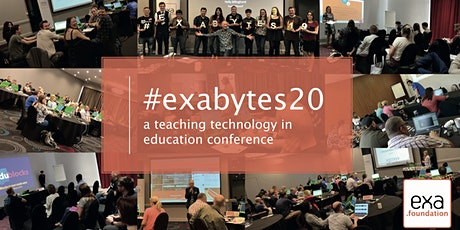 #exabytes20: Computing Education Conference tickets