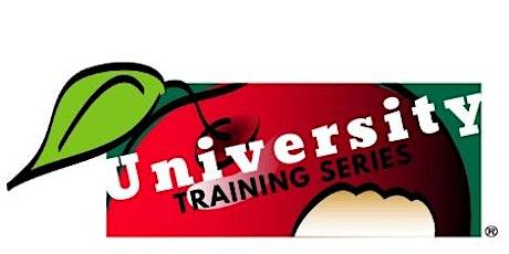 SNASD University Training Northeast Region tickets