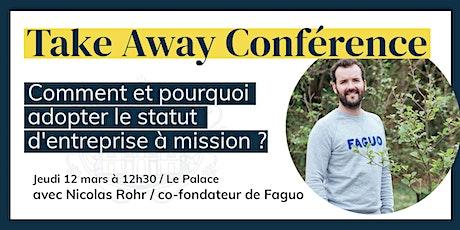 Take Away Conférence billets