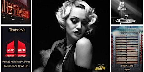 Gatsby's Speakeasy Salon Featuring Anastasiya Sky tickets