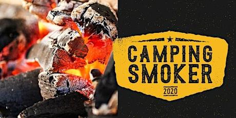 Curso de defumação Camping Smoker 4ª edição ingressos