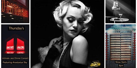 Gatsby's Speakeasy Salon Featuring Anastasiya Sky tickets
