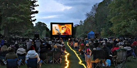 Lion King (1994) Outdoor Cinema Experience at Colwall Park Hotel tickets