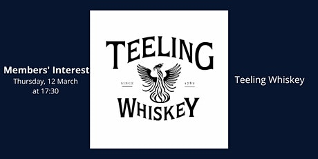 Teelings Whisky Tasting tickets