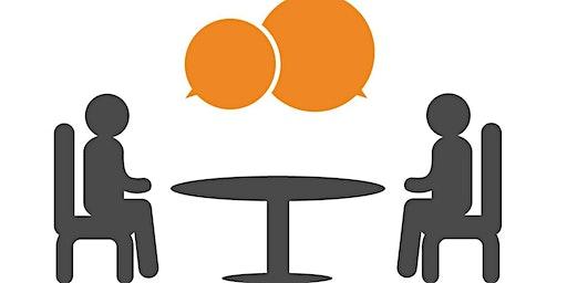 Table de conversation français - Charleroi