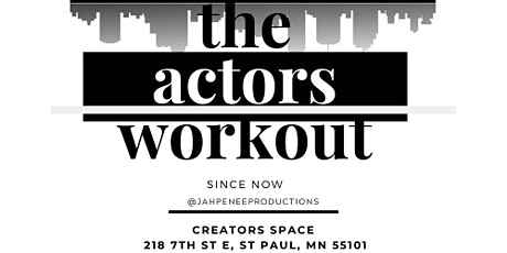 THE ACTORS WORKSHOP MPLS tickets
