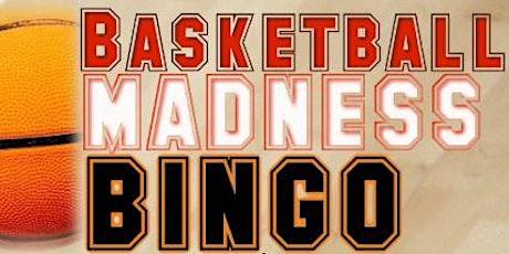 Basketball Madness BINGO! tickets