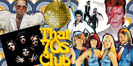That 70s Club - Dublin tickets