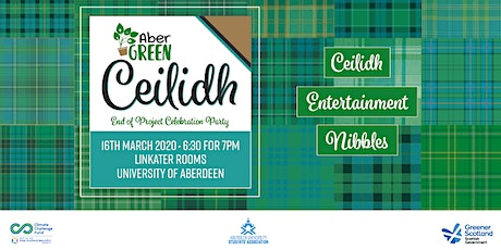 AberGreen End of Project Ceilidh tickets