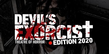 DEVIL'S EXORCIST - THEATRE OF HORROR   München Tickets