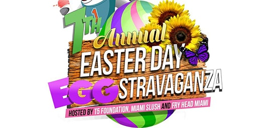 7th Annual Easter Day Eggstravganza