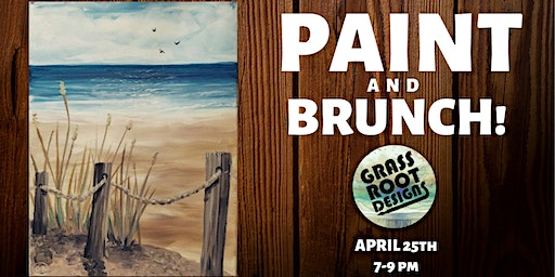 Dreaming of Summer | Paint + Brunch