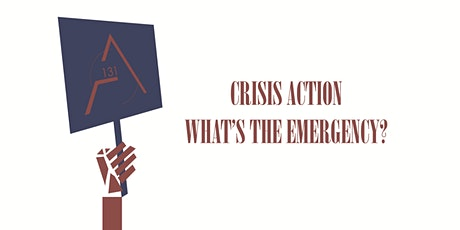 Crisis Action 10: Anthropocene Architecture School tickets