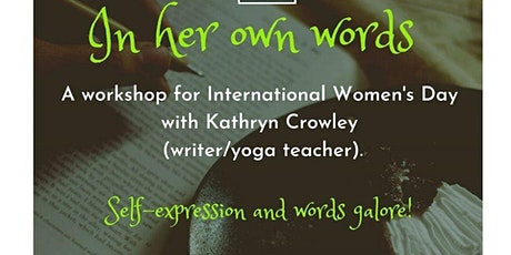 In Her Own Words tickets