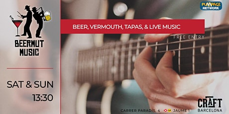 Live Acoustic Music at Craft tickets