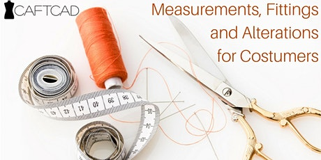 Measurements, Fittings and Alterations for Costumers tickets