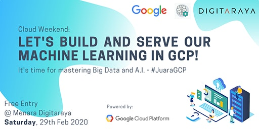 Let's Build and Serve our Machine Learning in GCP!