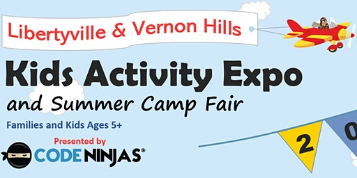 Kids Activity Expo - Summer Camp Fair - Libertyville & Vernon Hills