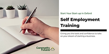 Self Employment Training: Start Your Business in Oxford! (Woodstock dates) tickets
