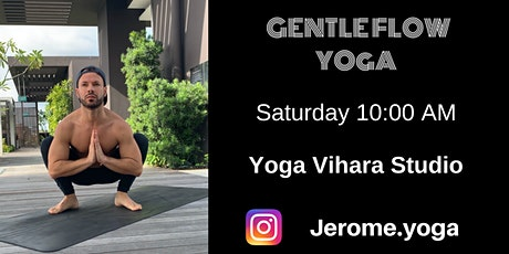 Gentle Flow Yoga @ Yoga Vihara tickets