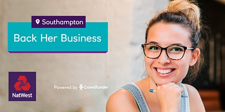 Back Her Business Southampton - Turning ideas into businesses tickets