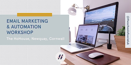 Email Marketing & Automation Workshop tickets