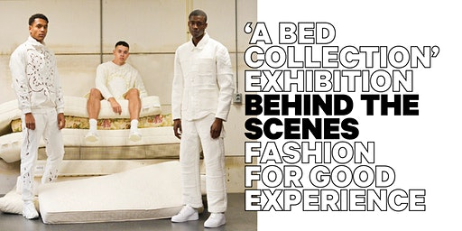 Behind the Scenes of 'A Bed Collection'