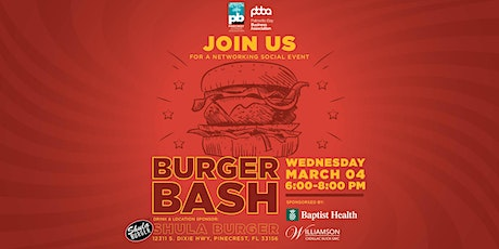 Burger Bash tickets