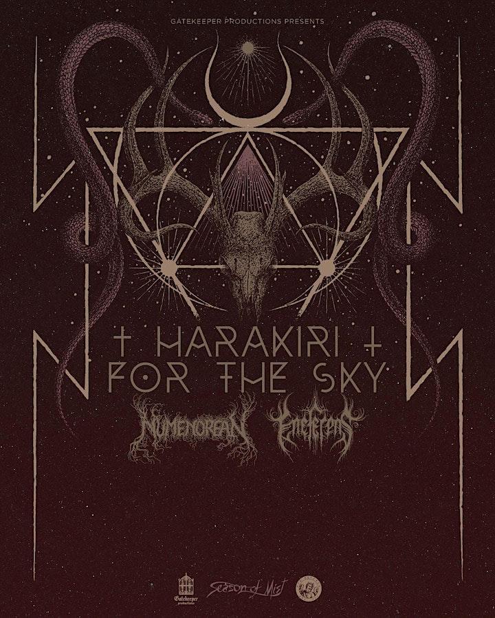 Harakiri For The Sky/Numenorean/Eneferens image