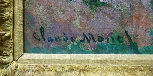 The Colours of Monet Painting Masterclass