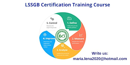 LSSGB Classroom Training in Annapolis, MD