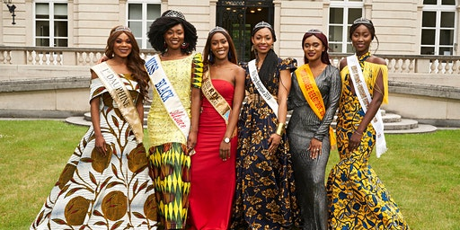 GALA MISS AFRICA BEAUTY EUROPEAN UNION