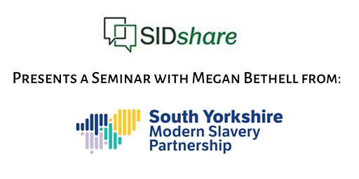 South Yorkshire Modern Slavery Seminar