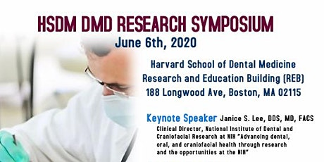 HSDM DMD Research Symposium tickets