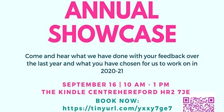 Healthwatch Annual Showcase tickets