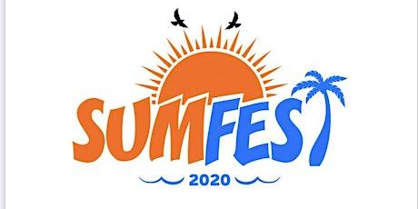 Sumfest 2020 tickets