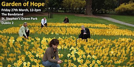 Garden of Hope tickets