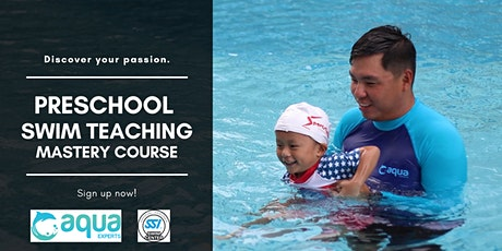 Preschool Swim Teaching Mastery Course tickets
