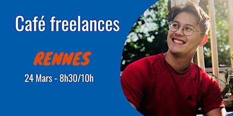 Café freelances - Rennes billets