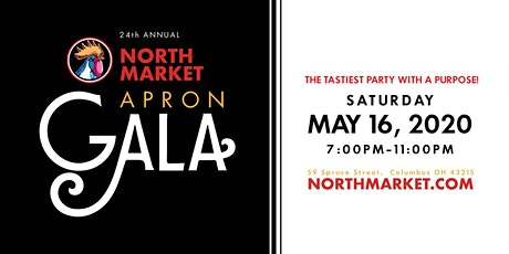 2020 North Market Apron Gala tickets