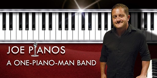 Joe Pianos - One-Piano-Man Show Band