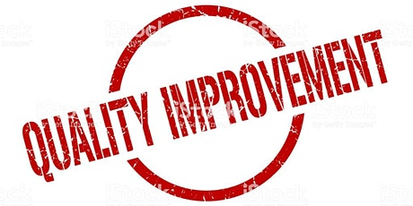 Quality Improvement Launch Event - East tickets