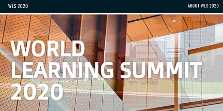 World Learning Summit 2020 tickets
