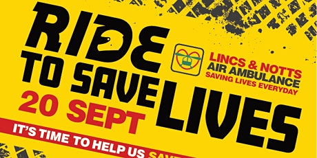 Ride To Save Lives 2020 tickets