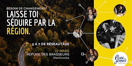 Place aux jeunes s'invite à Sherbrooke! billets